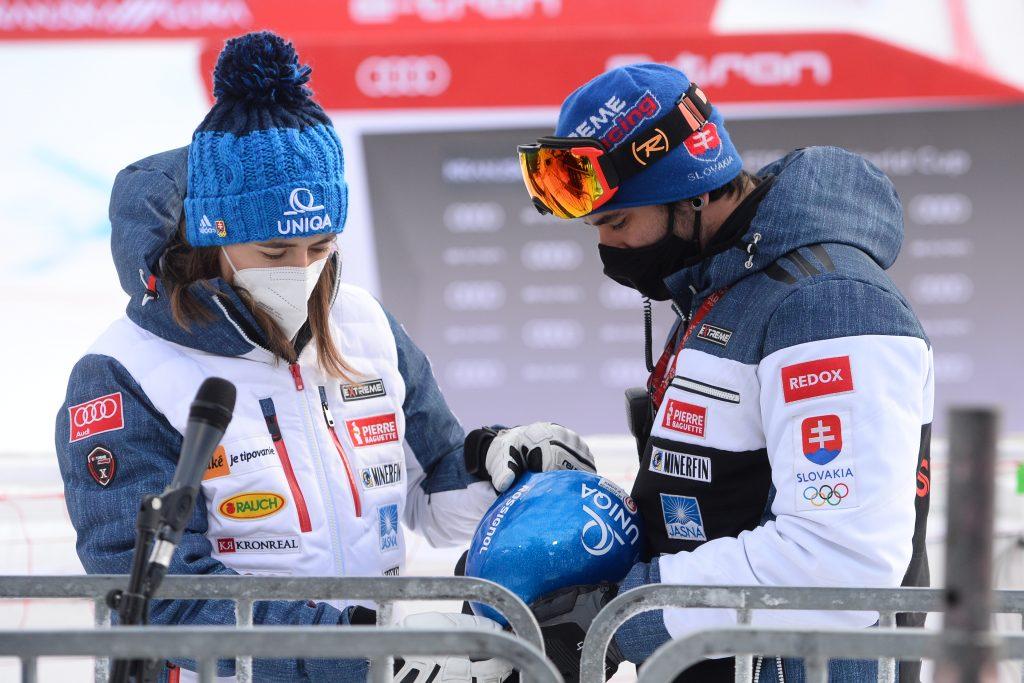 Vlhová v obrovskom slalome mimo top 10, vyhrala Tessa Worleyová