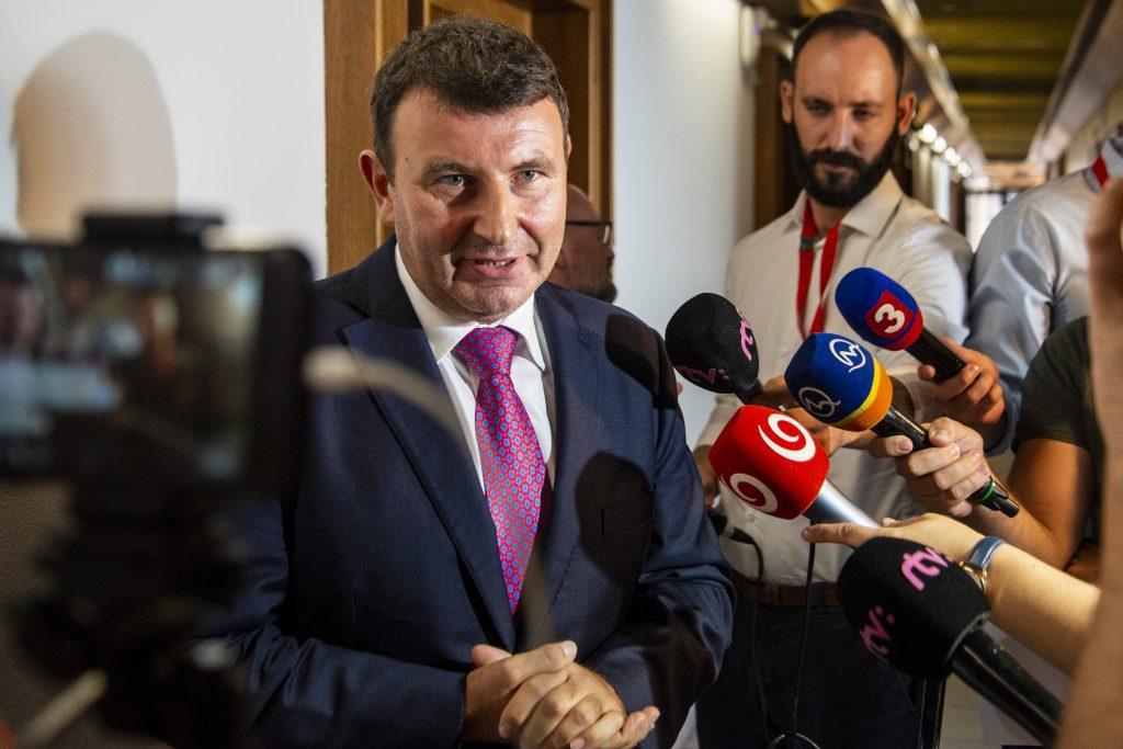 NAKA zadržala bývalého riaditeľa finančnej správy Imreczeho