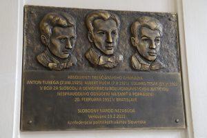 Obetiam režimu Púčikovi, Tunegovi a Tesárovi išlo o odstránenie komunizmu