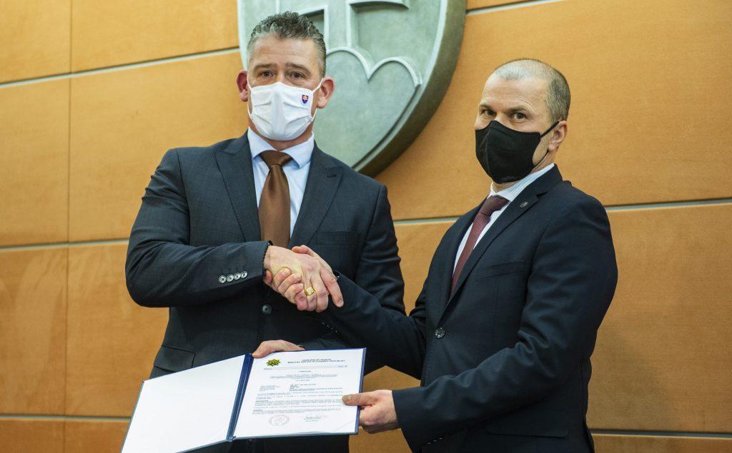 Policajný zbor povedie Peter Kovařík. Vymenoval ho minister vnútra