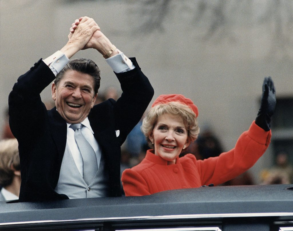 Presne pred 40 rokmi sa začala Reaganova éra