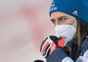 Na Vlhovú padá únava, cez víkend odjazdí dva obrovské slalomy