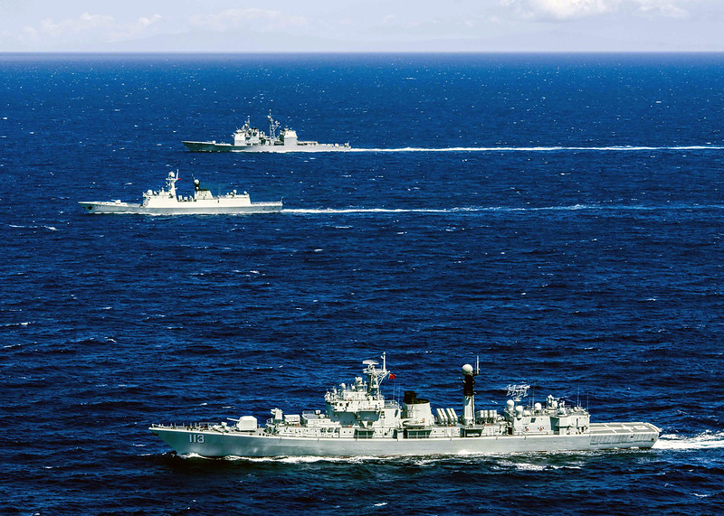 Budú v Karibiku čínske vojenské základne?