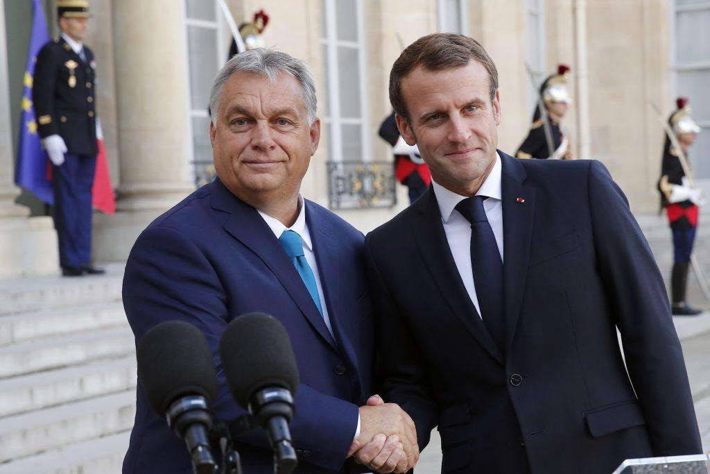 Orbán a Macron: nečakaní spojenci?