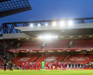 V šlágri na Anfield gól nepadol. Na čele manchesterský tandem