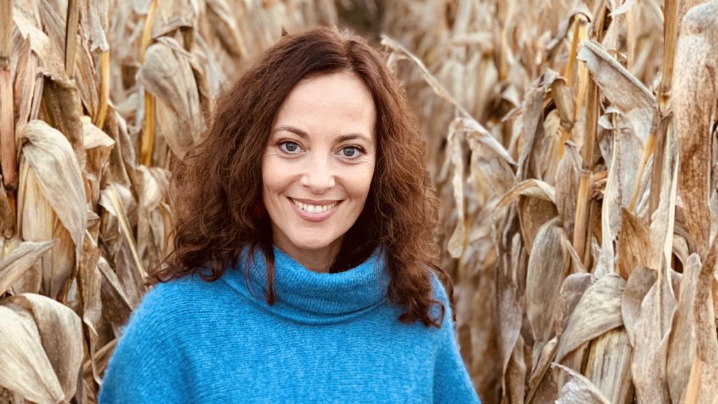 Spievanka Podhradská: Nie je ľahké byť vždy radostným človekom, ale je to môj cieľ