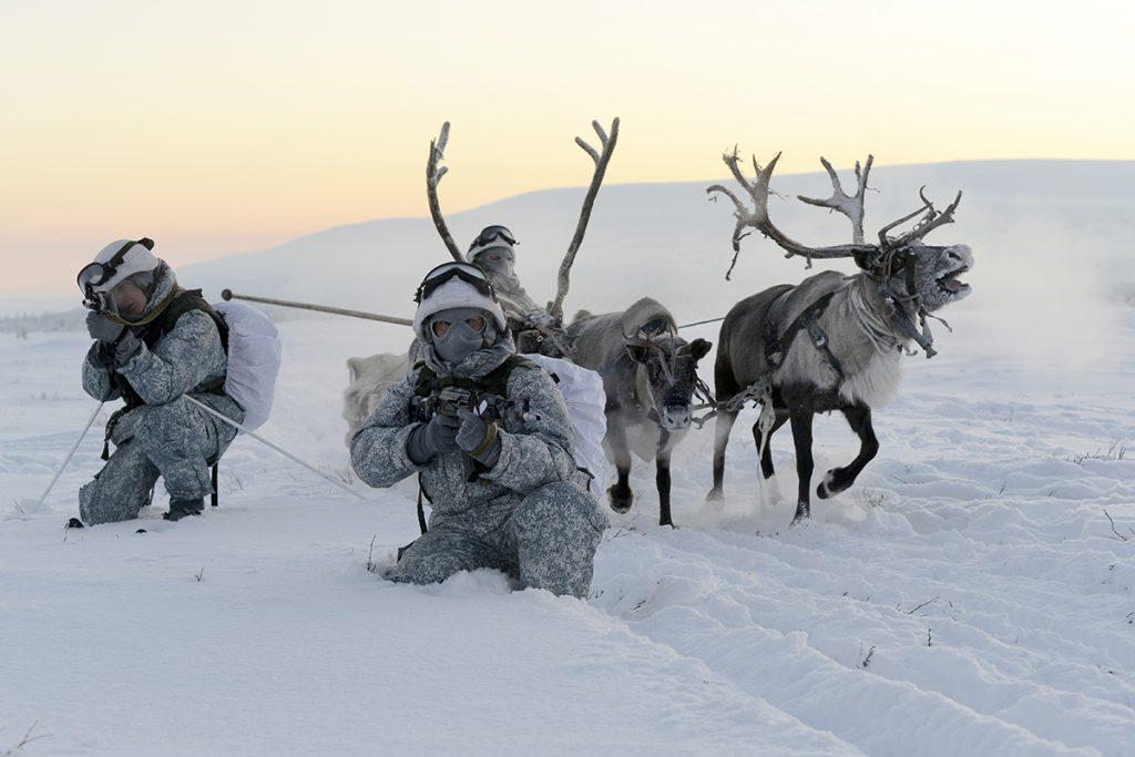 Rusko ako arktická civilizácia? Moskva tiahne na sever