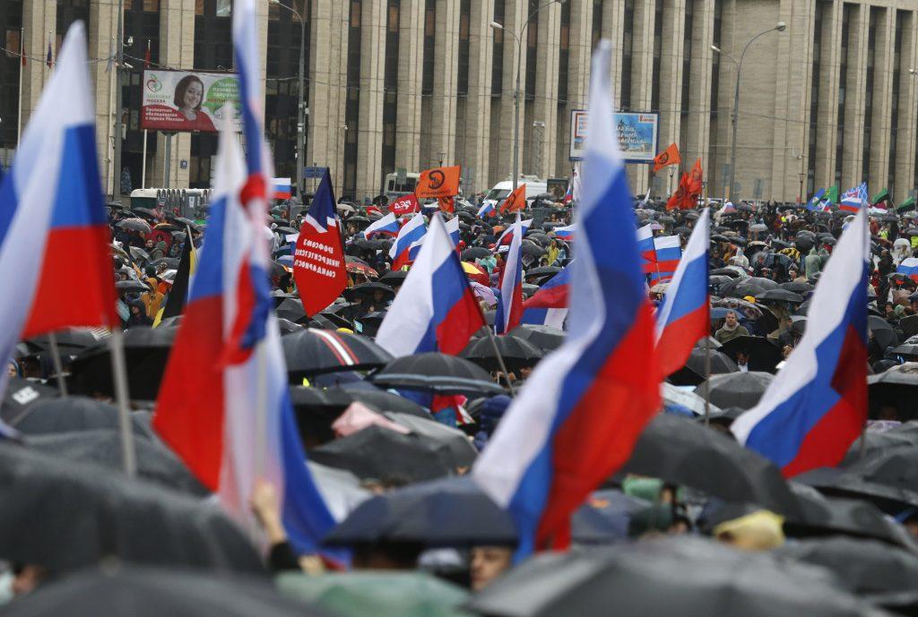 Rusko čakajú Navaľného protesty. Kremeľ môže otestovať cenzúru internetu