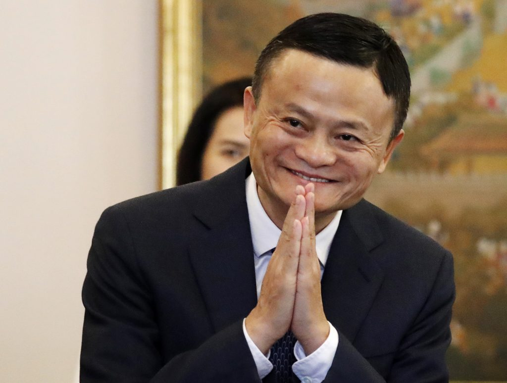 Zmiznutý čínsky podnikateľ Jack Ma sa náhle objavil