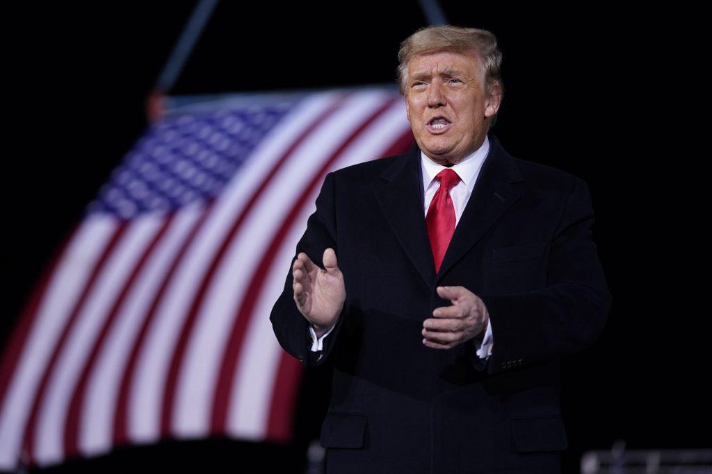 Washington Post si vymyslel slová Trumpa o hľadaní volebného podvodu
