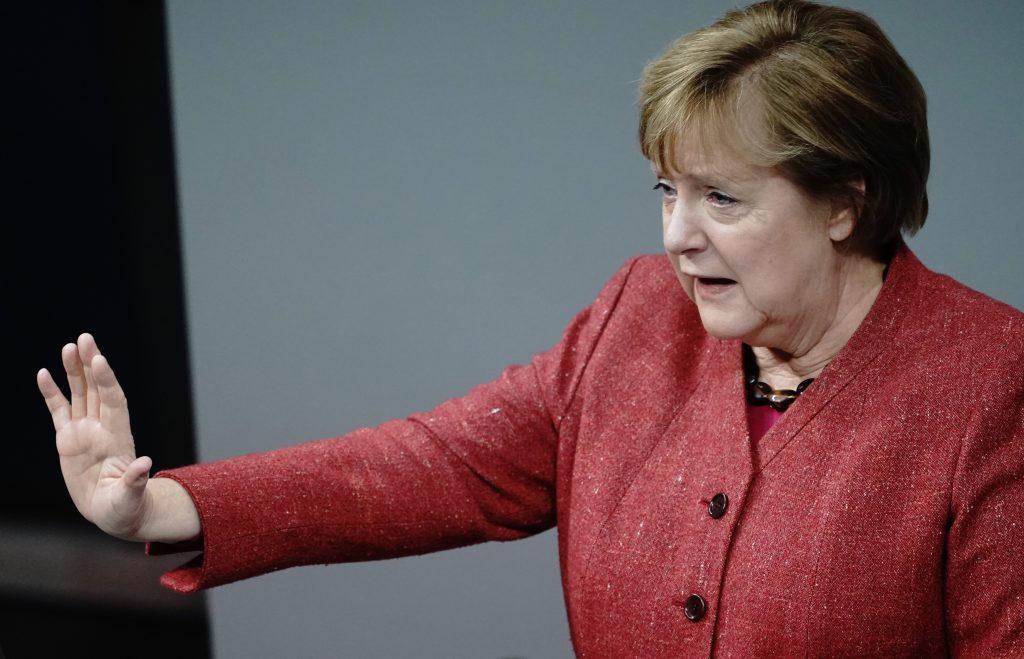 Bod pre Merkelovú, dva body pre Talleyranda