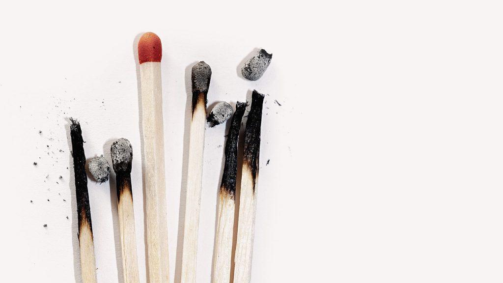 Vyhorenie ako nepozvaný hosť – dokonca aj na materskej