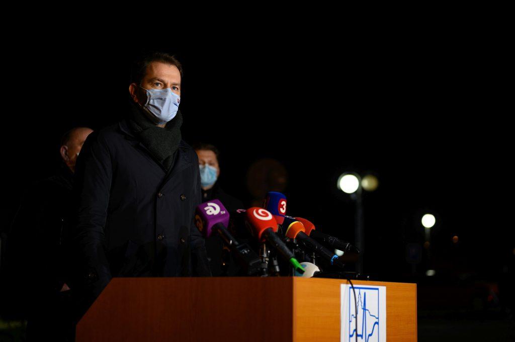 Vláda hodlá prijať špeciálne pandemické opatrenia pre Nitriansky okres