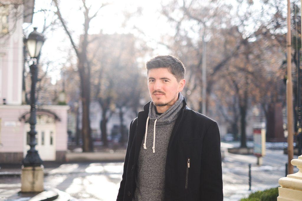 Tomáš Turek: Home office je pre herca nemysliteľný