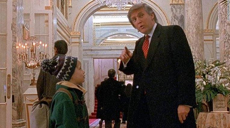 Trumpa chcú ľudia vystrihnúť z filmu Sám doma 2. Macaulay Culkin súhlasí