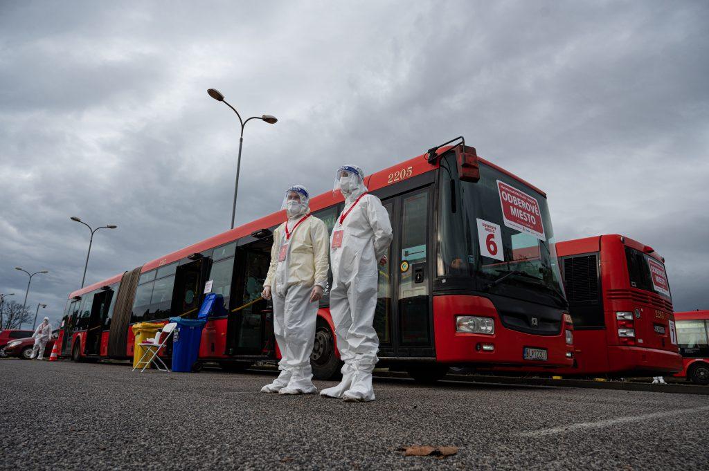 V Bratislave sa potvrdila silná prítomnosť britskej mutácie koronavírusu