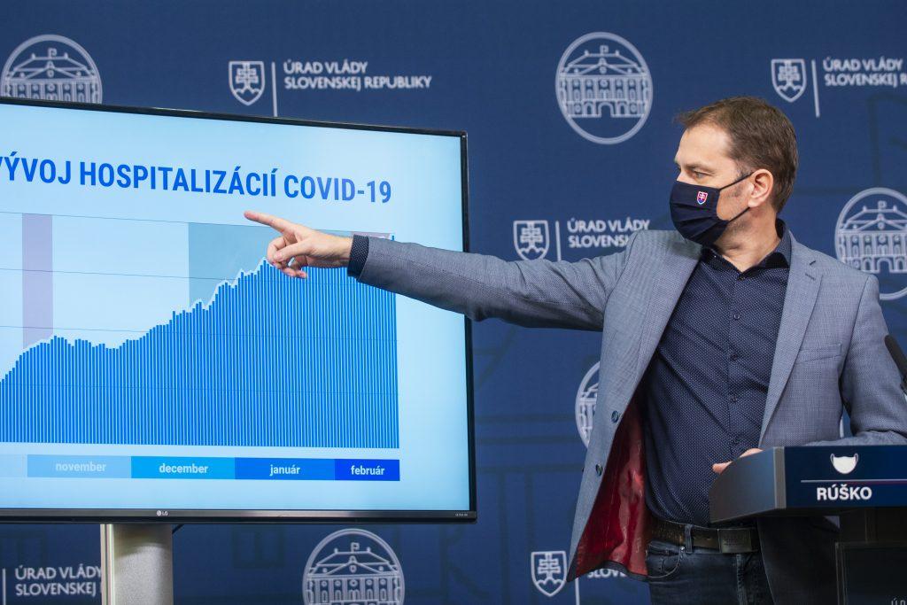 Matovič stojí za Krajčím: Nech sú odvolaní tí ministri, ktorí žiadali uvoľňovanie