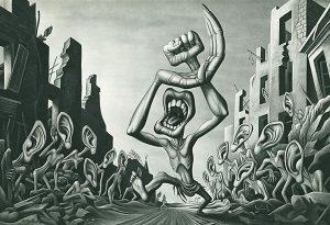 Komunisti uchmatli v Československu vládu bez násilia, to prišlo až potom