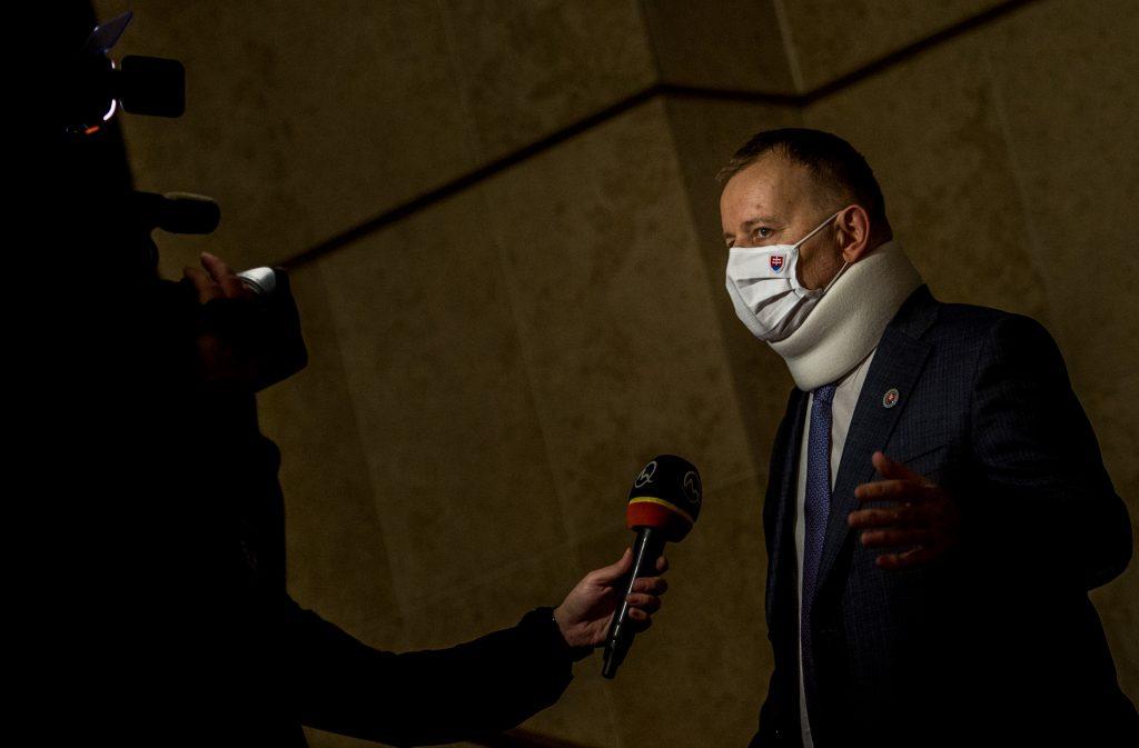 Kollár: S Lipšicom som spokojný, politická minulosť ma nevyrušuje