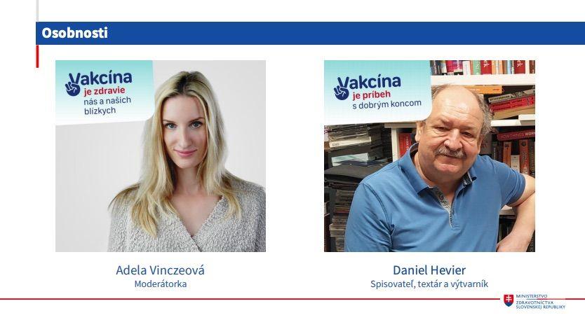 Hamšík, Vinczeová či Magálová. Po kritike vakcinačnej kampane sa Pellegrini kajá