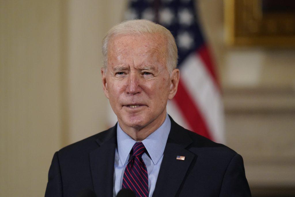 Joe Biden: Keď som ja a prezidentka Harrisová…