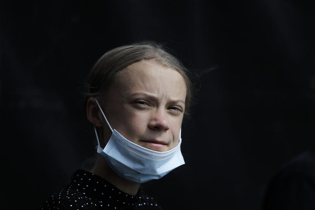 Greta Thunbergová omylom odhalila, že nie všetko má tak úplne z vlastnej hlavy