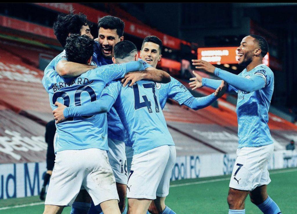 Manchester City odhodlaný ukončiť kolotoč na čele Premier League
