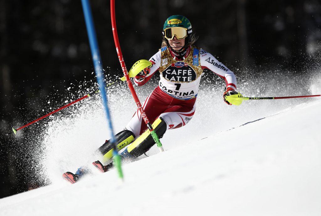 Strieborná bodka Petry Vlhovej na majstrovstvách sveta