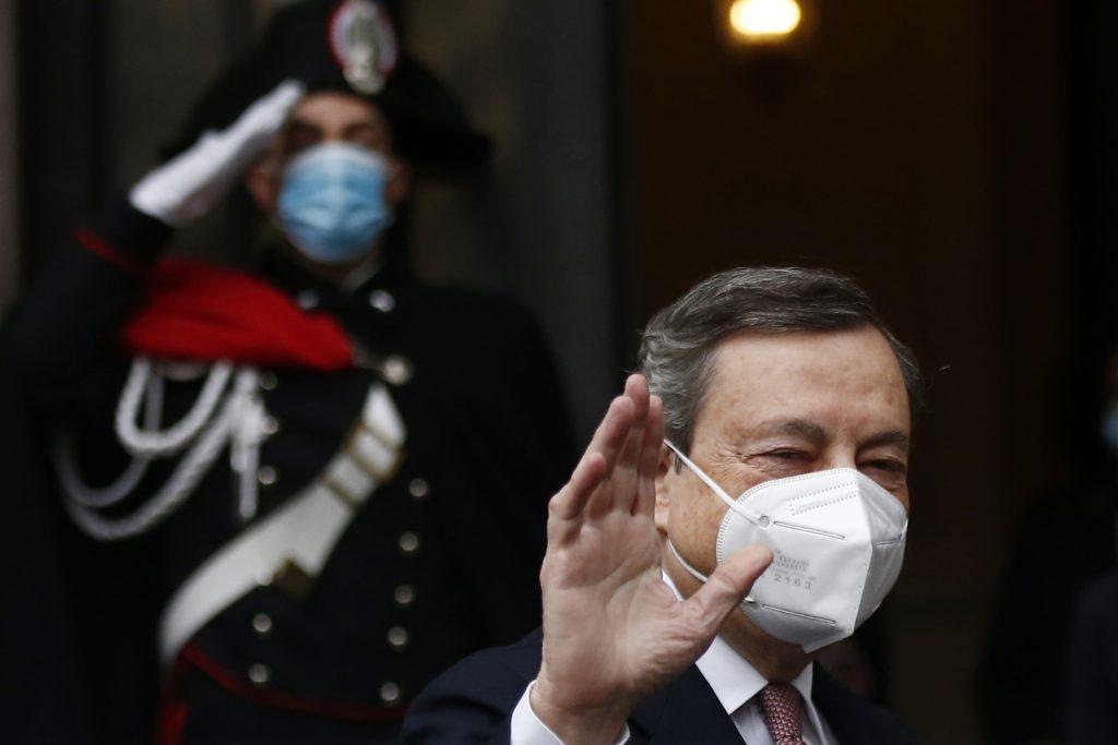 Mario Draghi predstavil program. Bude záchrancom či fackou talianskemu ľudu?