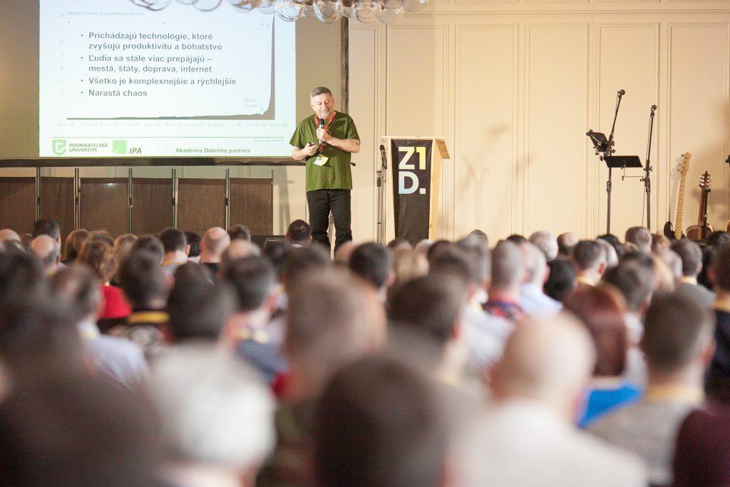 Biblická kultúra podnikania. Nie je podnikateľ ako podnikateľ
