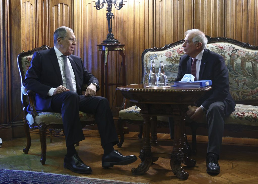 Fiasko európskej diplomacie v Moskve