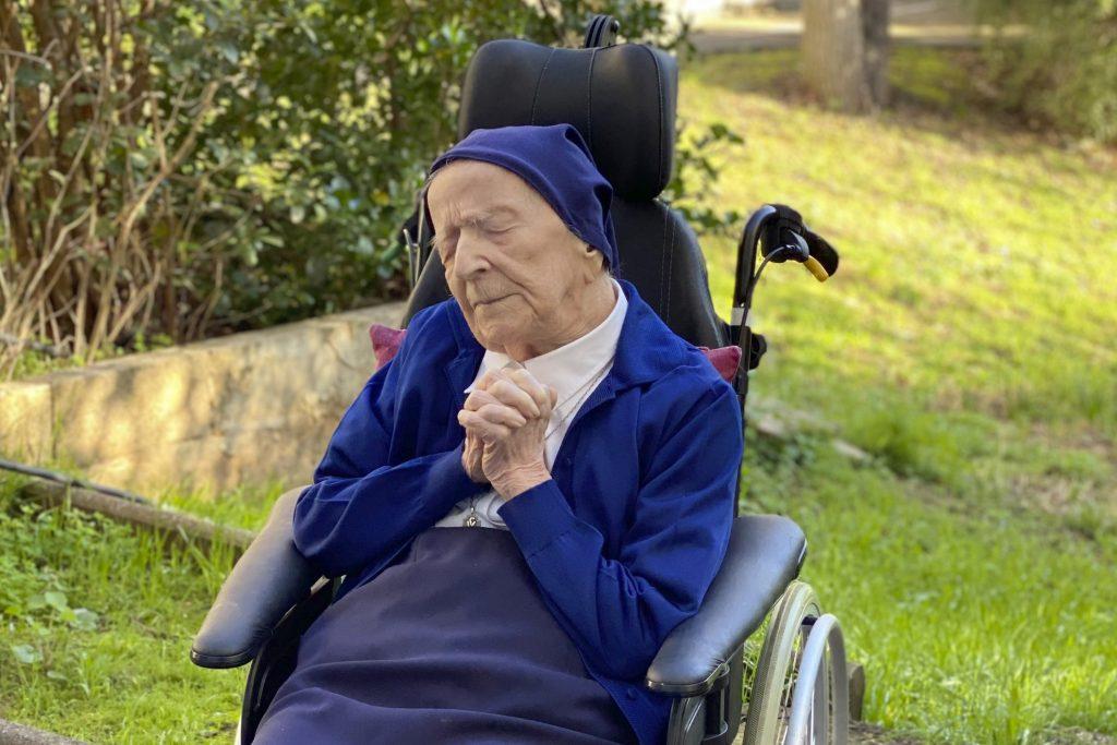 Mníška v 117. rokoch zvládla covid: Smrti sa nebojím, stretnem sa s rodinou