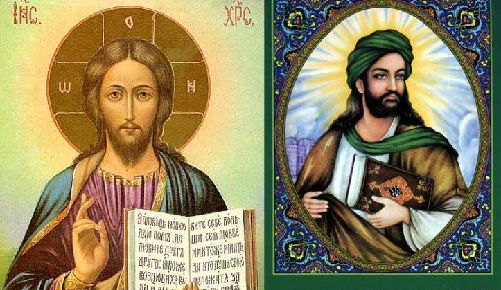 A (ne)dáš mu meno Ježiš. Prečo nevoláme deti po zakladateľovi ako moslimovia