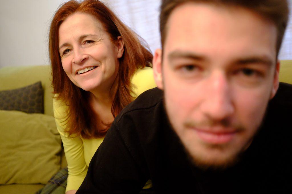 Mama a syn Janočkovci: Naše cesty sa rozišli, zmenilo sa to Dávidovým obrátením