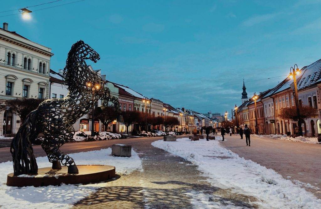 Hazard v Prešove zakázali, ale z mesta vymizne až o dva, tri roky