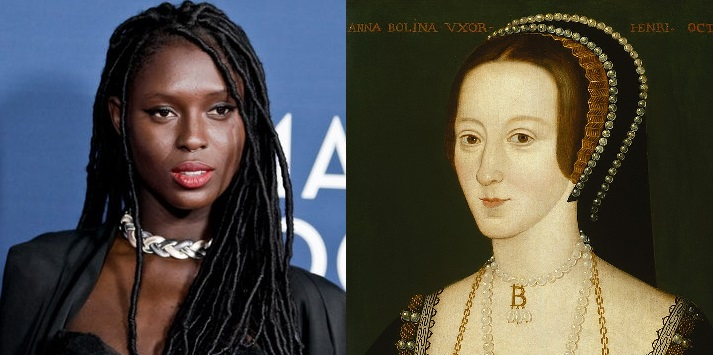 Nový historický seriál. Druhú ženu Henricha VIII. Annu Boleynovú si zahrá černoška