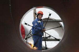 Nord Stream: Rúra na vydieranie