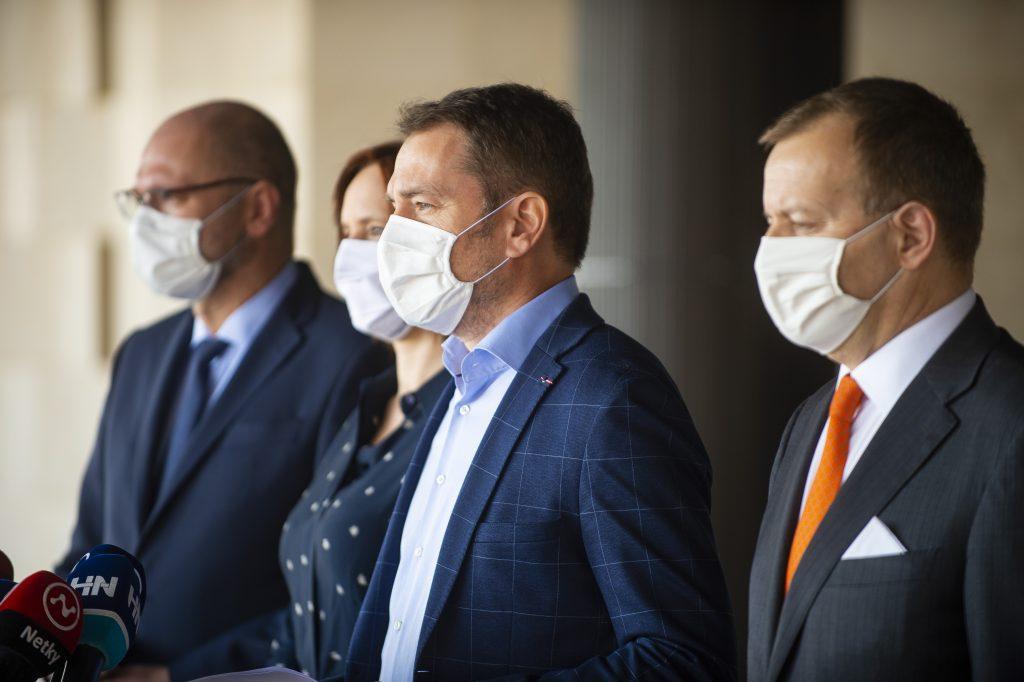 Prieskum: SaS opäť druhá, KDH v parlamente, mimo kotlebovci