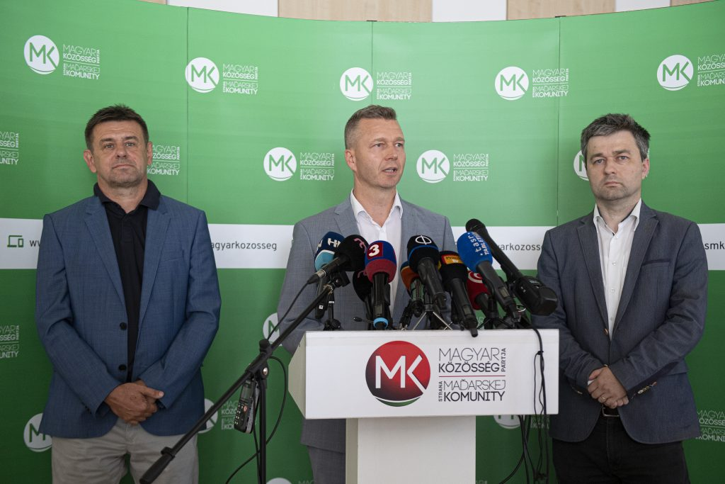 Maďarské strany vytvárajú Alianciu