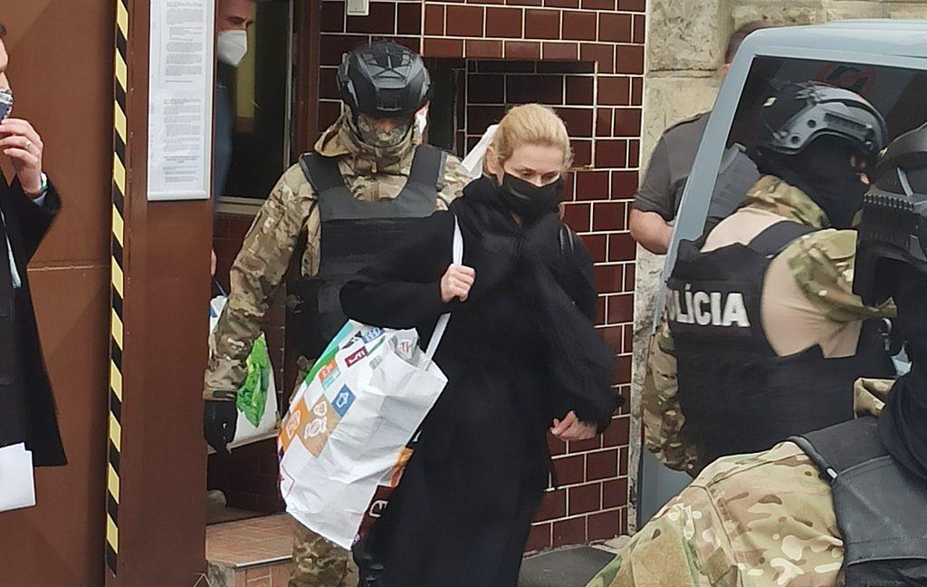 Monika Jankovská ide do väzby, rozhodnutie senátu je právoplatné