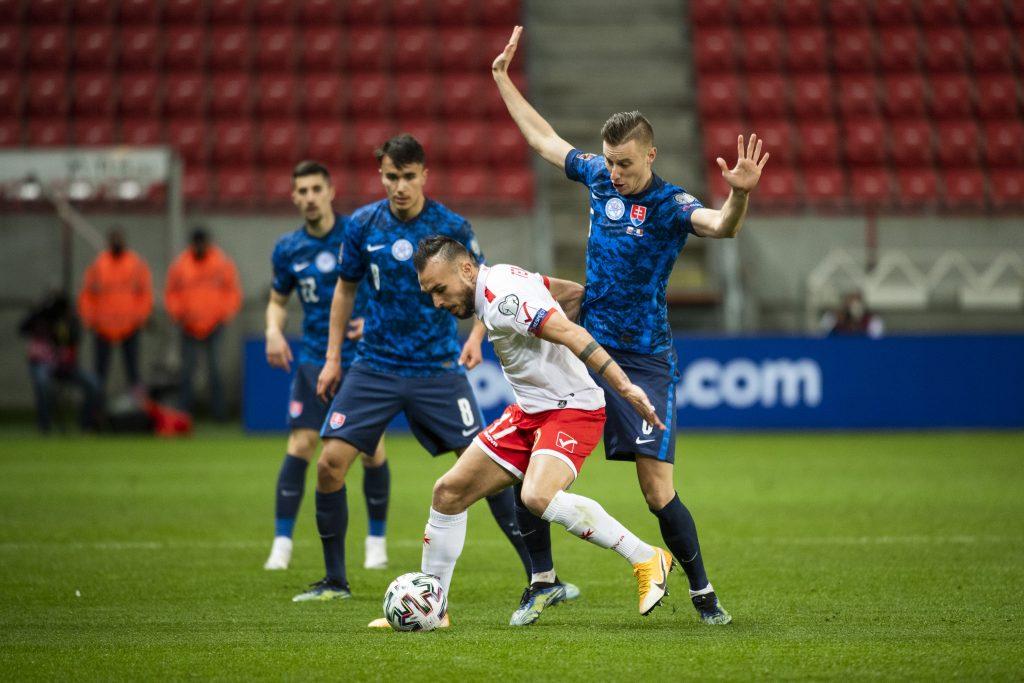Slováci budú naháňať stratené body v zápase s Ruskom, Tarkovič verí v nápravu povesti