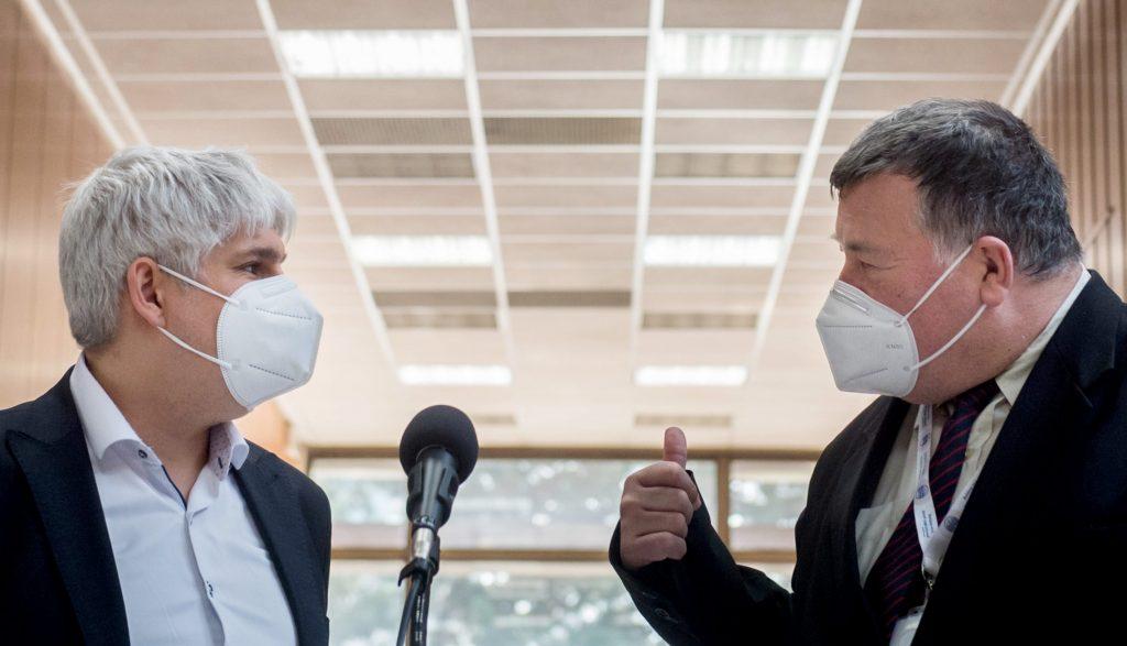 Zlom pandemickej krivky: Krčméry očakáva rozhodujúci pokles po nedeli Božieho milosrdenstva