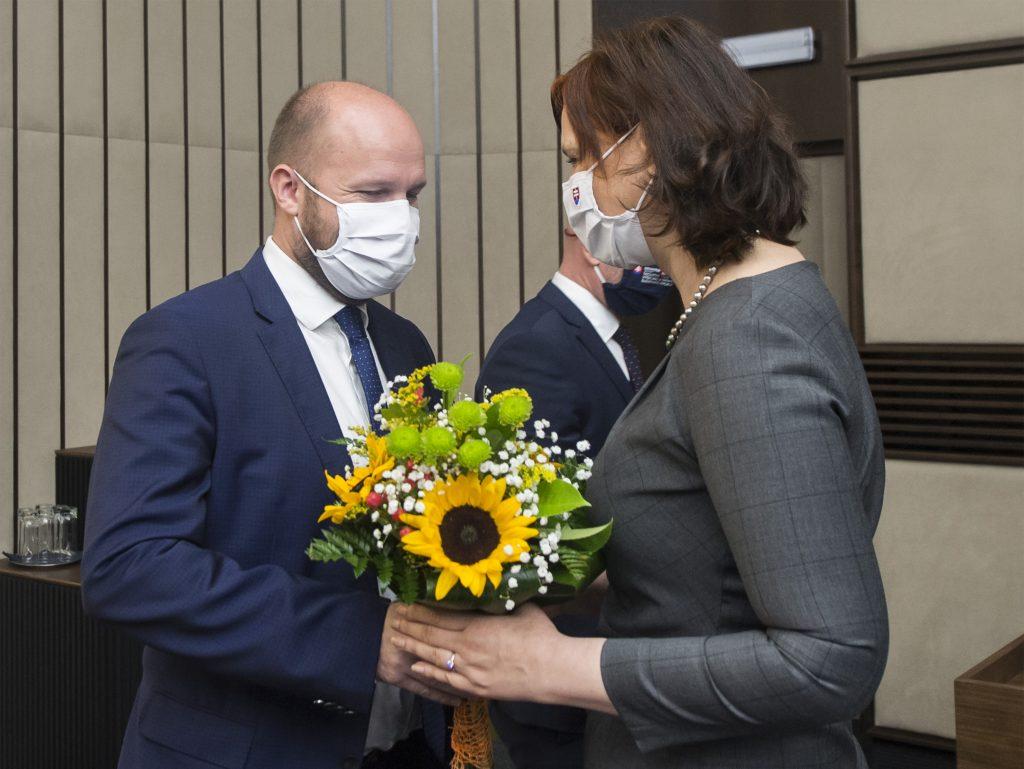Veronika Remišová: Naď je pripravený vládnuť s fašistami