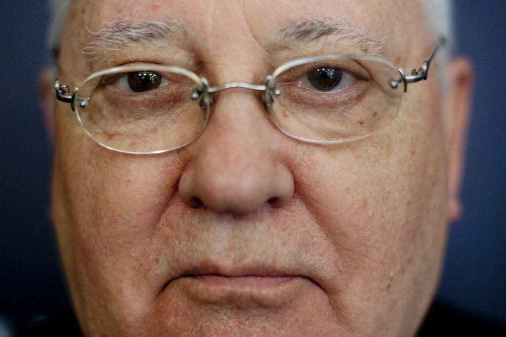 Gorbačov a dejiny