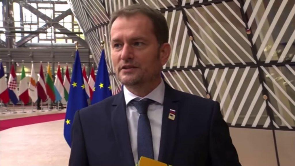 Nemci píšu o Slovensku: Chaos in der Corona-Katastrophe