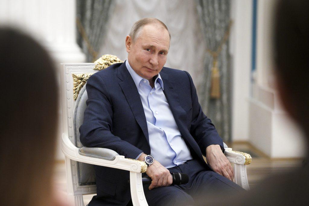 Po obvinení, že je vrah,  Vladimir Putin vyzval Bidena na duel v priamom prenose