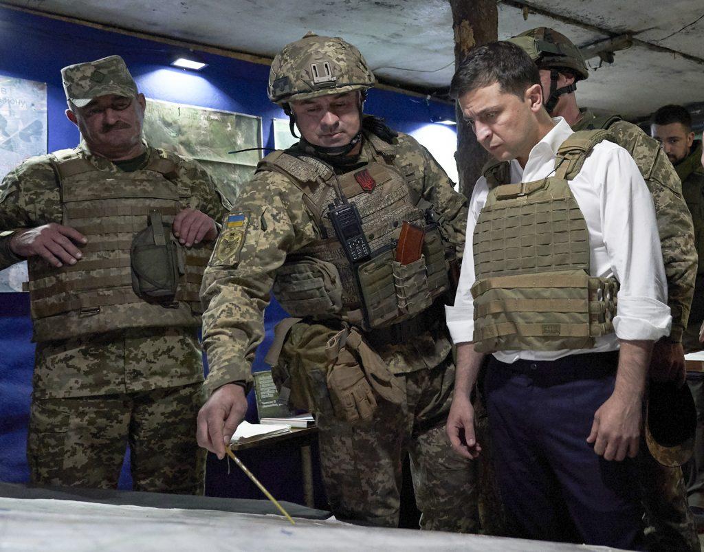 Hrozí na Ukrajine nová vojna?