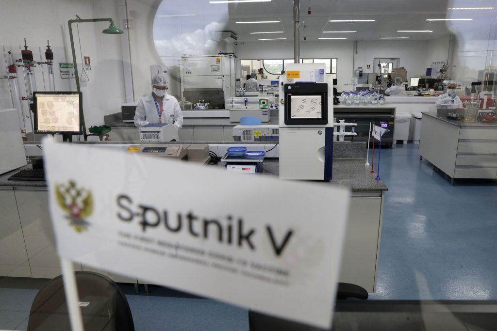 Hystéria zo Sputnika