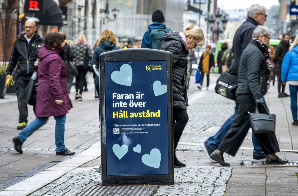 Švédsko je na tom lepšie ako väčšina Európy. Zaobišlo sa bez väčších zákazov