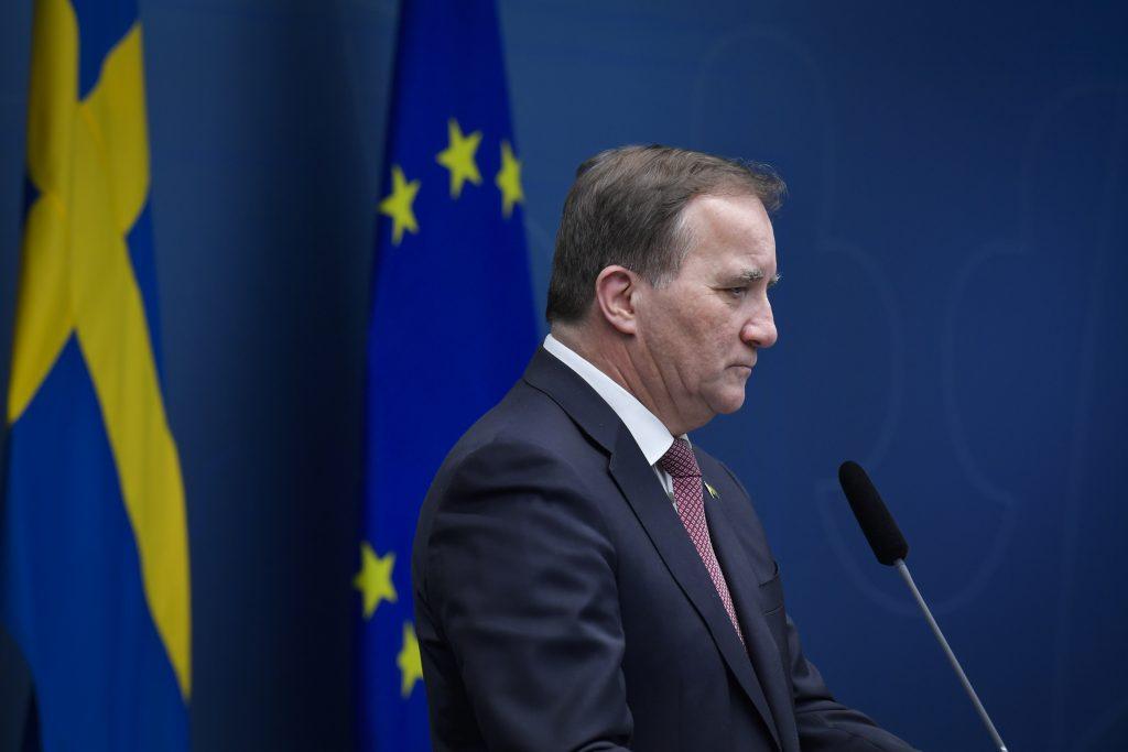 Nie je to dôsledok imigrácie, hovorí švédsky premiér po minulotýždňovom krviprelievaní